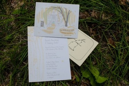 The Invitations - Northport M Wedding In June in northport, mi