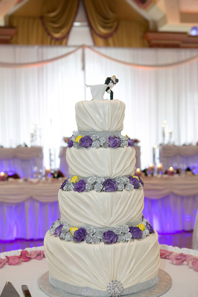 Cakes and Desserts - Tinley Park Wedding In July in Tinley Park, IL, USA