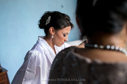 Hairstyles - Nina and Jairo's Wedding in Cartagena, Bolivar, Colombia