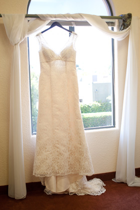 The Wedding Dress - Our Wedding in Westminster, CA, USA