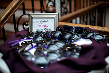 The Favors - St. Augustine Wedding In November in St. Augustine, FL, USA