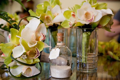 Flowers and Decor - Jamie  and Aaron's Wedding in Fort Myers Beach, FL, USA