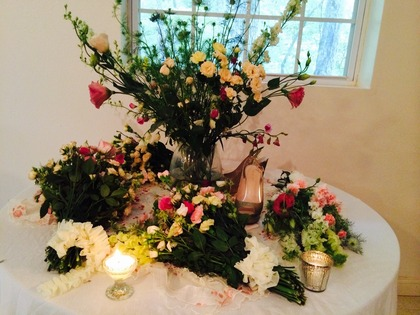 Flowers and Decor - Strafford Wedding In May in Strafford, MO 65757, USA