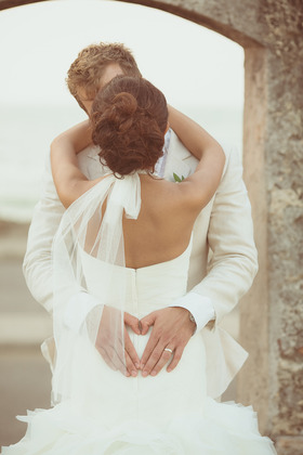 Hairstyles - Mildred and Matthias's Wedding in Cartagena, Bolivar, Colombia