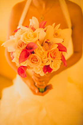 Flowers and Decor - Mildred and Matthias's Wedding in Cartagena, Bolivar, Colombia