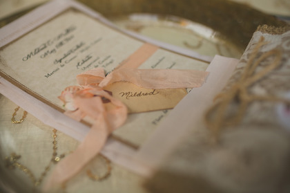 The Invitations - Mildred and Matthias's Wedding in Cartagena, Bolivar, Colombia