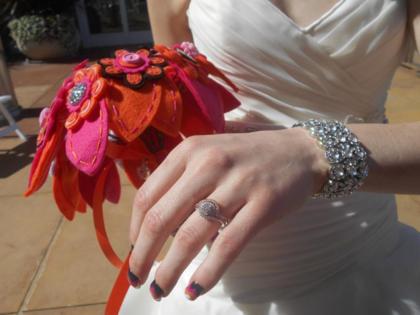 Jewelry - Karen and Josh's Wedding in Monterey, CA, USA