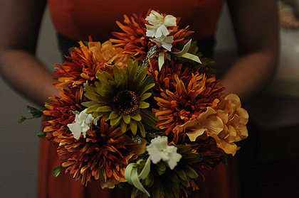 Flowers and Decor - Gina and Jacob's Wedding in leroy, new york
