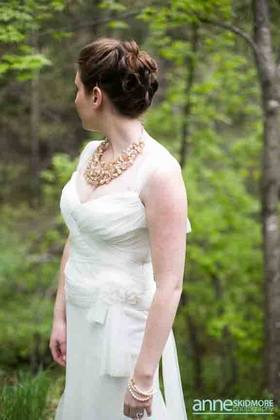 Hairstyles - Kirstie and Robert's Wedding in North Conway, NH