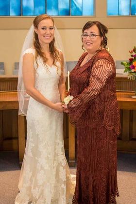 Hairstyles - Katie and John's Wedding in Royal Oak, MI, USA