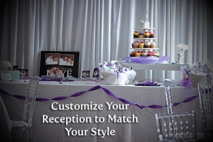 Affordable Banquet Cake Table - St Pete Beach, FL Destination Wedding by Florida Gulf Beach Weddings www.affordablebanquet.com Cakes and Desserts - Brandon and Emily's Wedding in St Pete Beach, FL, USA