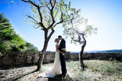 Nicola and Tom's Wedding in Sitges, Spain