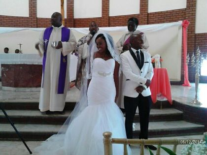 The Ceremony - Lawrence and Kabelo in Mmakaunyane, South Africa