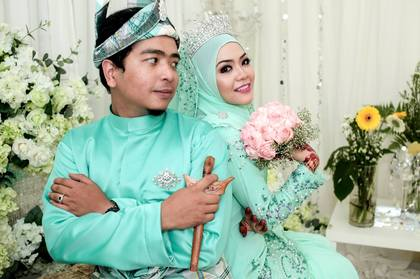 The Newlyweds - Our Wedding in Malaysia