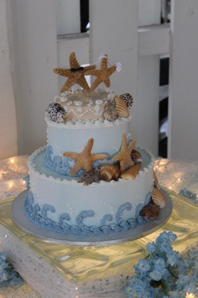 Cakes and Desserts - Kevin & Karen's Wedding in Anna Maria, FL, USA