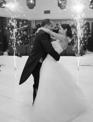 Wedding Party Attire - Beatriz y Enrique in Cartagena, Bolivar, Colombia