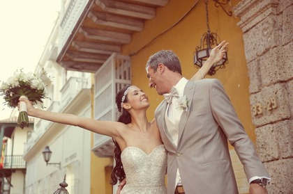 The Newlyweds - Veronica and Joao's Wedding in Cartagena, Spain