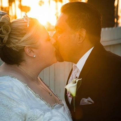 The Newlyweds - lela and angel's Wedding in Huntington Beach, CA, USA