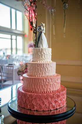 Cakes and Desserts - Sarah and Kyle's Wedding in Boston, MA, USA