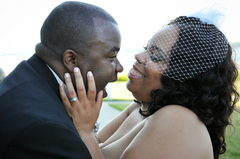 Iyesha and Alex's Wedding in Erie, PA, USA