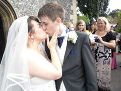 High Wycombe Wedding In September in Henley on Thames, UK