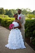 April and Dwayne's Wedding in Manassas Park, VA, USA