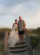 Laura and Marty's Wedding in Sunset Beach, NC, USA