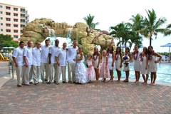 Shannon and Joey's Wedding in Fort Myers Beach, FL, USA