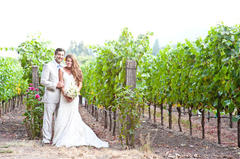 Bethany and Wade's Wedding in St. Helena, CA, USA