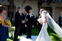 San Diego Wedding In October in La Mesa, CA, USA