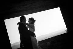 Florence Wedding In September in Leccio, Italy