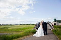 Anoka Wedding In June in Coon Rapids, Minnesota, USA