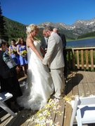 Vail Wedding In July in Beaver Creek, CO, USA