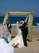 Duck Wedding In May in Southern Shores, NC, USA