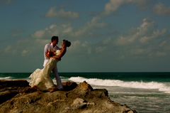 Mason  and Shelley's Wedding in Isla Mujeres, Mexico