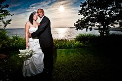 Kimberlee and Jarrett's Wedding in Hillsmere Shores, MD, USA