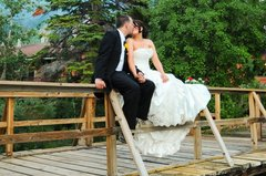 Karie and Sean's Wedding in Lyons, CO, USA