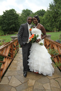 Taiwo and Dotun's Wedding in Kleinburg, ON, Canada