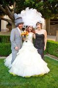 Jennifer and William's Wedding in Griffith Park, CA, USA