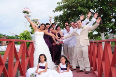 Wedding in San Diego, Bolivar, Columbia
