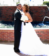 Angela  and Tyrone's Wedding in Tigerville, SC, USA