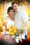 Lance and Kay's Wedding in Cubao City, Quezon City, Philippines