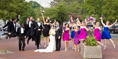 Our Wedding in Mineola, NY, USA