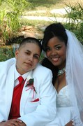 latoya and cyndia's Wedding