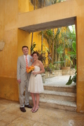 Essie and Bill's Wedding in Cartagena, Bolivar, Colombia