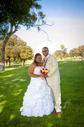 Stacy and LeVell's Wedding in Cudahy, CA, USA