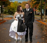 Our Wedding in Ishpeming, MI, USA