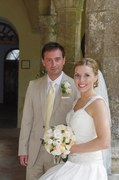 Emma and Geraint's Wedding in Anacapri, Italy