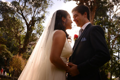 Tania and Graham's Wedding in Bogota, Colombia
