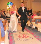 Sheree and Bradley's Wedding in Perry, IA, USA